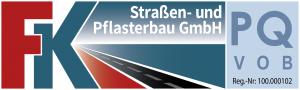 FK Straßen- und Pflasterbau Logo +PQ-VOB